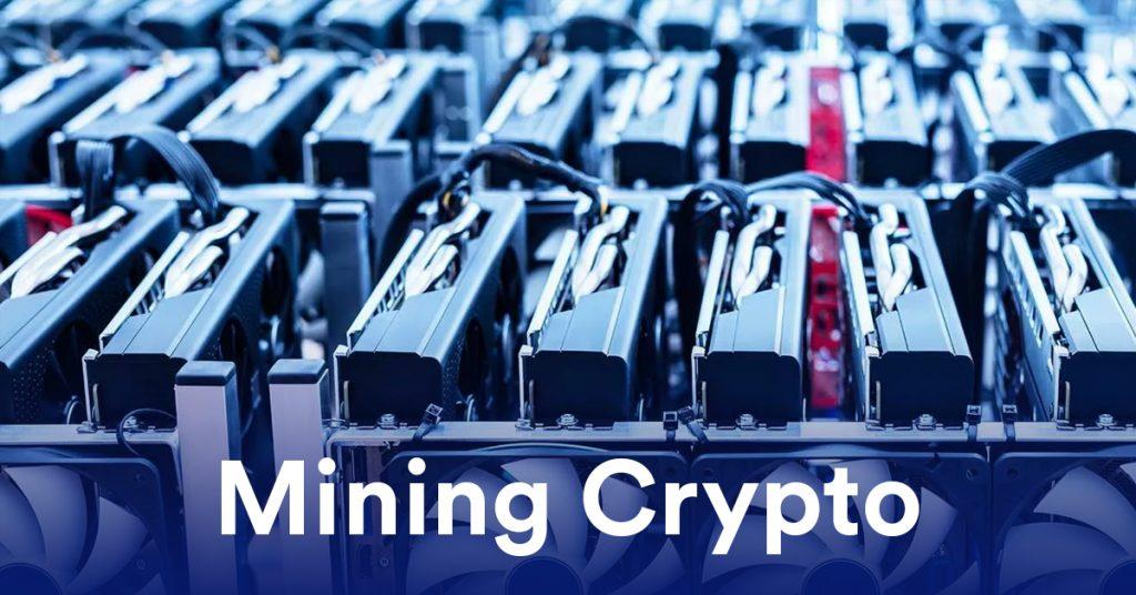 Invest through Mining